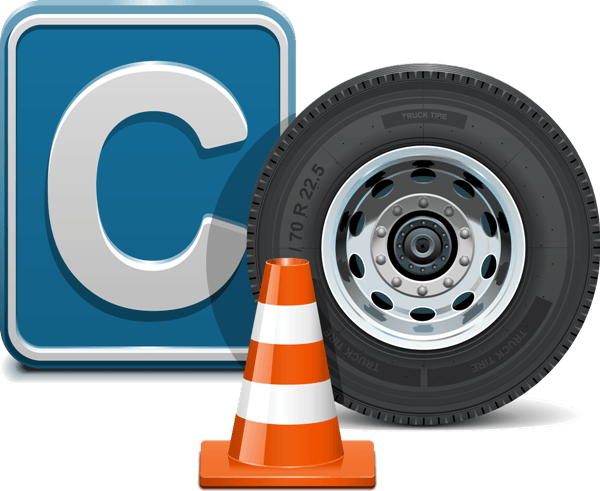 Kategoria C i C+E